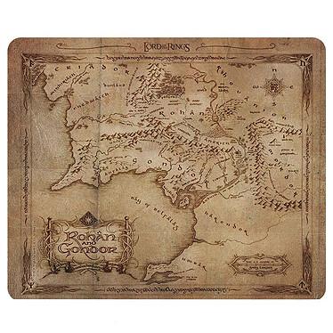 Alfombra El Señor de los Anillos - Rohan & Gondor Card Alfombrilla de ratón El Señor de los Anillos: Tarjeta Rohan & Gondor 3 mm