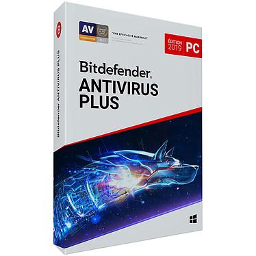 Bitdefender Antivirus Plus 2019 - 2 Ans 3 Postes