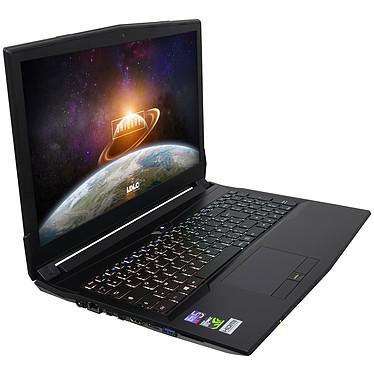 "LDLC Saturne JD7-16-S4H20-P10 Intel Core i7-8750H 16 Go SSD 480 Go + HDD 2 To 15.6"" LED Full HD NVIDIA GeForce GTX 1050 4 Go Wi-Fi AC/Bluetooth Webcam Windows 10 Professionnel 64 bits"