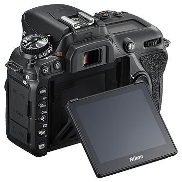 Avis Nikon D7500 (boîtier nu) + Tamron 18-400mm f/3.5-6.3 Di II VC HLD