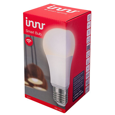 Avis Innr Lightning Smart Bulb E27/B22 - Blanc chaud