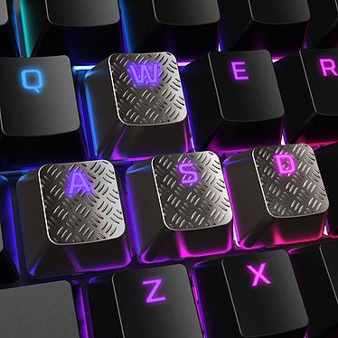 Acheter HyperX FPS/MOBA Gaming Keycaps Argent
