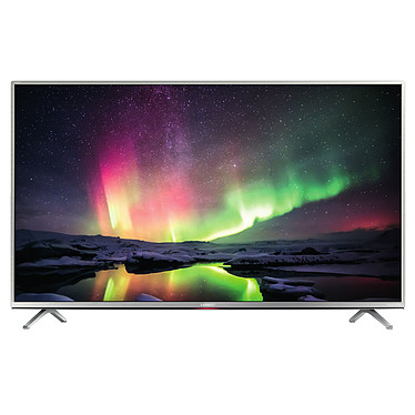 "Sharp LC-49UI8872ES Téléviseur LED 4K Ultra HD 49"" (124 cm) - 3840 x 2160 pixels - Ultra HD - HDR - Wi-Fi - Bluetooth - DLNA - Harman/Kardon - 800 Hz"