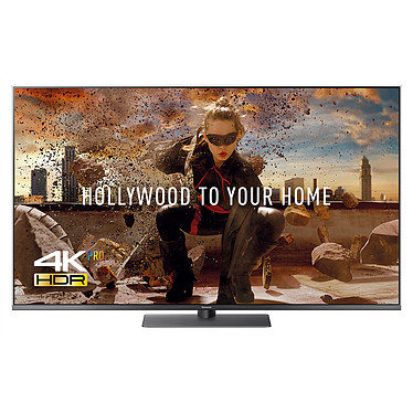 "Panasonic TX-49FX780E Téléviseur LED 4K 49"" (124 cm) 16/9 - 3840 x 2160 pixels - Ultra HD - HDR - Wi-Fi - DLNA - 2200 Hz (dalle native 100 Hz)"