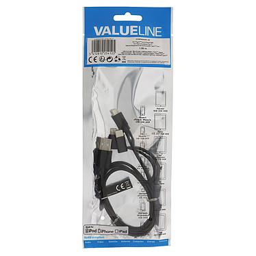 Valueline cable de Charge 3-en-1 a bajo precio