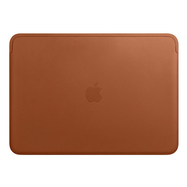 """Apple Housse Cuir MacBook Pro 13"""" Havane"""