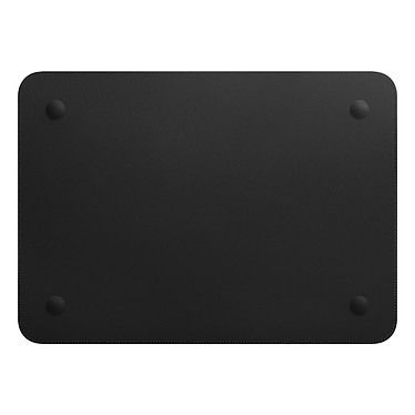 "Acheter Apple Housse Cuir MacBook Pro 13"" Noir"