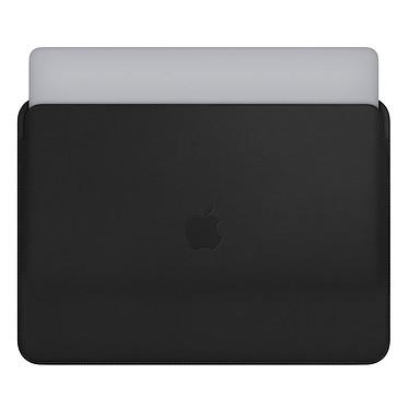 "Avis Apple Housse Cuir MacBook Pro 15"" Noir"