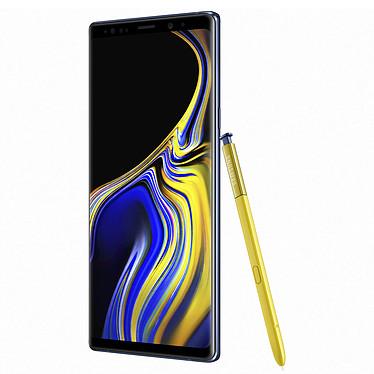 Avis Samsung Galaxy Note 9 SM-N960 Bleu Cobalt (6 Go / 128 Go)