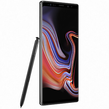 Mobile & smartphone Samsung Galaxy Note 9 SM-N960 Noir Profond (8 Go / 512 Go)