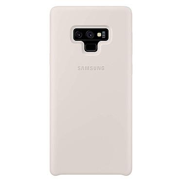 Samsung Coque Silicone Blanc Galaxy Note9
