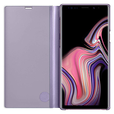 Opiniones sobre Samsung Clear View Cover Violet Galaxy Note9
