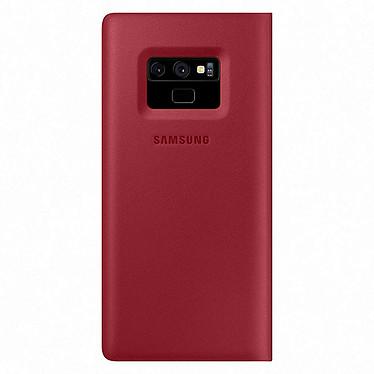 Opiniones sobre Samsung Flip Wallet Rojo Galaxy Note 9