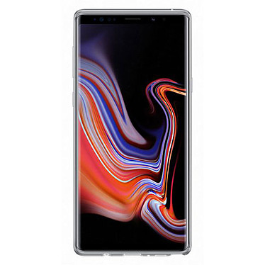 Samsung Clear Cover Transparente Galaxy Note 9 Carcasa transparente para Samsung Galaxy Nota 9