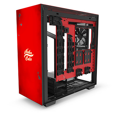 NZXT H700 Nuka-Cola Limited Edition pas cher