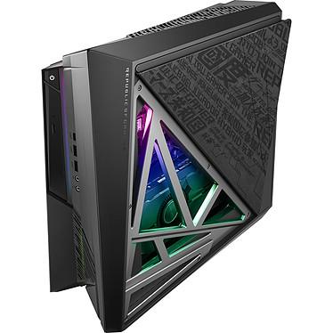 ASUS ROG G21CX-FR008T Intel Core i7-9700K 16 Go SSD 256 Go + HDD 1 To NVIDIA GeForce RTX 2080 8 Go Graveur DVD Wi-Fi AC/Bluetooth Windows 10 Famille 64 bits (sans écran)