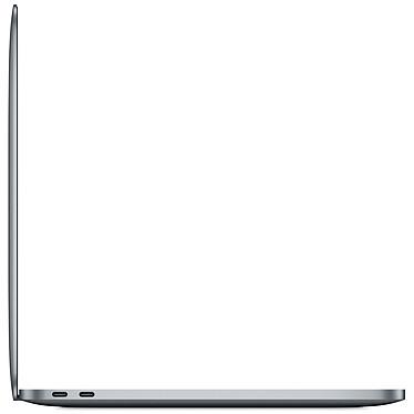 "Acheter Apple MacBook Pro 13"" Gris sidéral (MR9R2FN/A-I7-16 )"