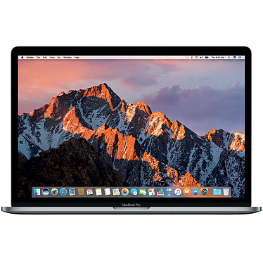 "Apple MacBook Pro 15"" Gris Sidéral (MR942FN/A-S4T)"