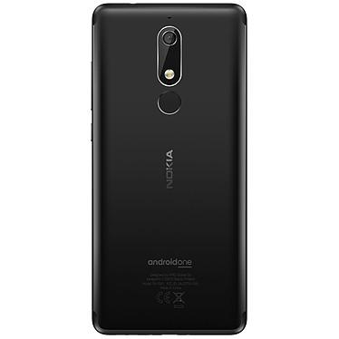 Nokia 5.1 Dual SIM Noir pas cher