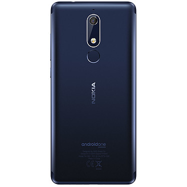 Nokia 5.1 Dual SIM Bleu pas cher