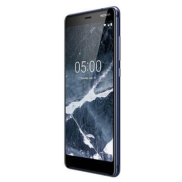 Avis Nokia 5.1 Dual SIM Bleu