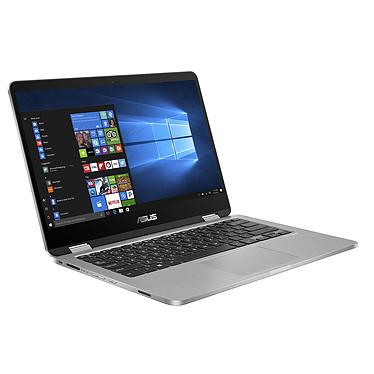 """ASUS VivoBook Flip TP401CA-EC115R Intel Core i5-7Y54 8 Go SSD 256 Go 14"""" LED Full HD Tactile Wi-Fi AC/Bluetooth Webcam Windows 10 Professionnel 64 bits (garantie constructeur 2 ans)"""