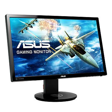 """ASUS 24"""" LED 3D - VG248QE 1920 x 1080 pixels - 1 ms (gris à gris) - Format large 16/9 - HDMI/DisplayPort/DVI-D - 144 Hz - 3D Ready (garantie constructeur 3 ans)"""