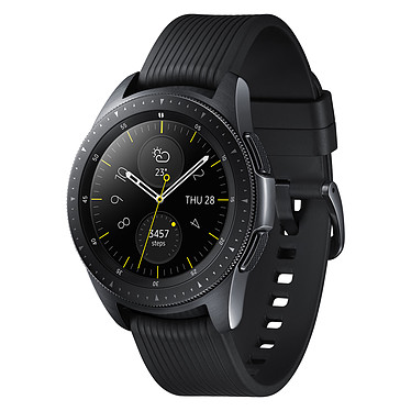 Avis Samsung Galaxy Watch Noir Carbone
