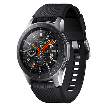 Avis Samsung Galaxy Watch Gris Acier