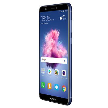 Avis Huawei P Smart Bleu + LDLC Power Bank QS10K + Auto S1