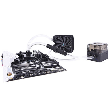 Alphacool Eissturm Gaming Copper 30 1x120mm