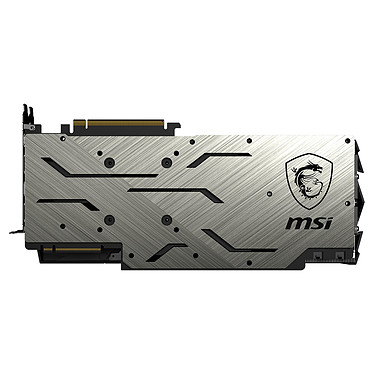Avis MSI GeForce RTX 2080 GAMING X TRIO