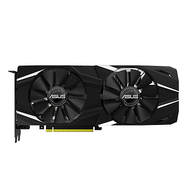 Avis ASUS GeForce RTX 2080 DUAL-RTX2080-O8G