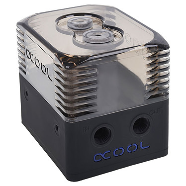 Alphacool Eissturm Gaming Copper 30 3x120mm pas cher