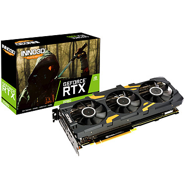 Inno 3D NVIDIA GeForce RTX 2080