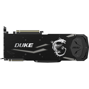 Avis MSI GeForce RTX 2080 Ti DUKE 11G OC