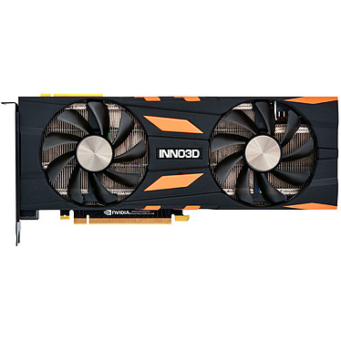Avis INNO3D GeForce RTX 2080 Ti TWIN X2