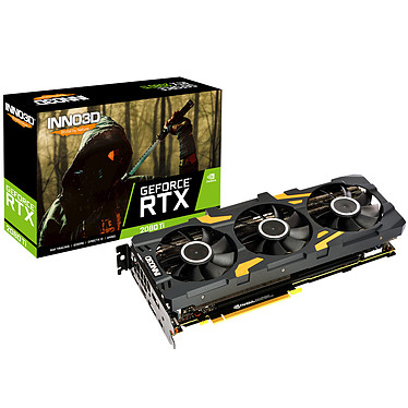 INNO3D GeForce RTX 2080 Ti Gaming OC X3