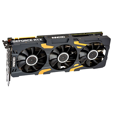 Avis INNO3D GeForce RTX 2080 Ti Gaming OC X3 RGB