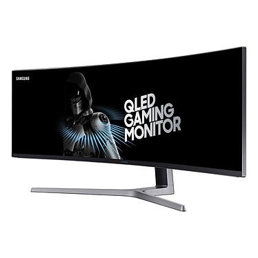"""Avis Samsung 49"""" LED - C49HG90DMU"""