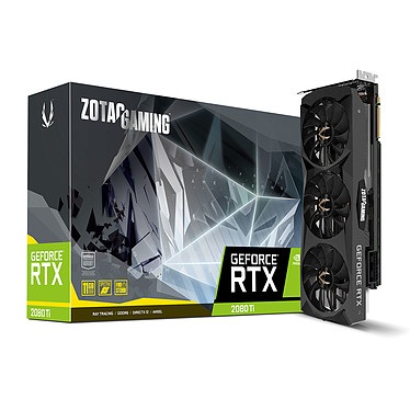 ZOTAC GeForce RTX 2080 Ti 11GB