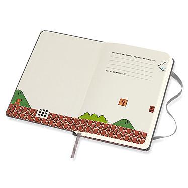 Avis Moleskine Super Mario Cartouche NES Pocket