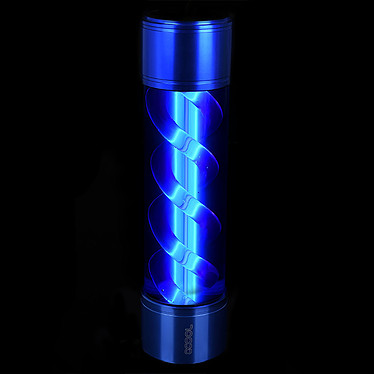Acheter Alphacool Eisbecher Helix 250mm reservoir bleu