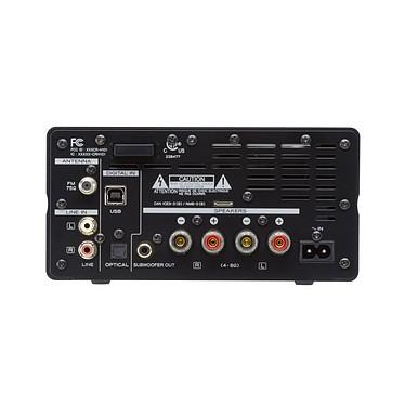 Avis Teac CR-H101 Argent + Q Acoustics 3010i Noir