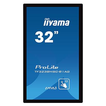 "Avis iiyama 32"" LED - ProLite TF3238MSC-B1AG"