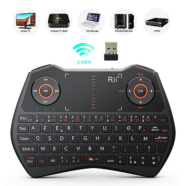 Acheter Riitek RII Mini Wireless Keyboard i28C