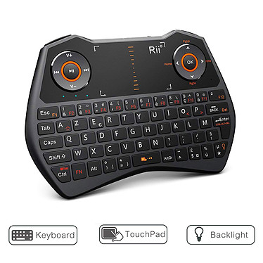 Avis Riitek RII Mini Wireless Keyboard i28C
