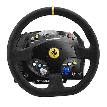 Avis Thrustmaster TS-PC Racer 488 Challenge Edition + TH8A Add-on Shifter OFFERT !