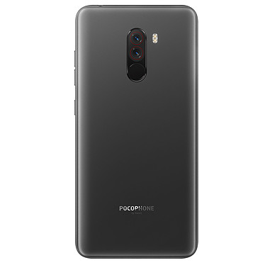 Xiaomi Pocophone F1 Noir Graphite (6 Go / 128 Go) · Occasion pas cher