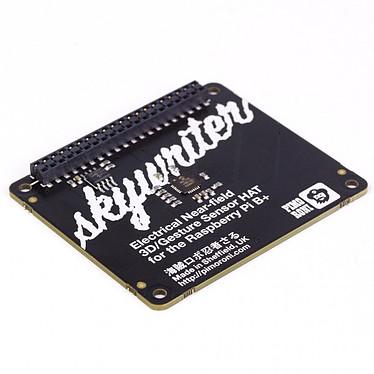 Pimoroni Skywriter HAT Capteur de geste dans un champ proche - compatible Raspberry Pi A+ / B+ / 2 / 3 / 3B+ / Z / ZW